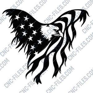 American Eagle Design files - EPS AI SVG DXF CDR