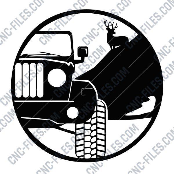 cncfilescom-cnc-jeep-whitetail-126-2